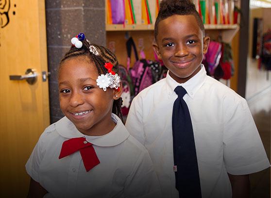 St. Marcus School  Milwaukee Students