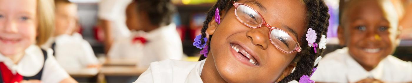 St Marcus Primary School Student