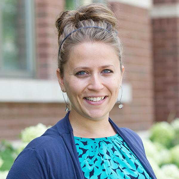 Alli Becker, Dean of Middle School