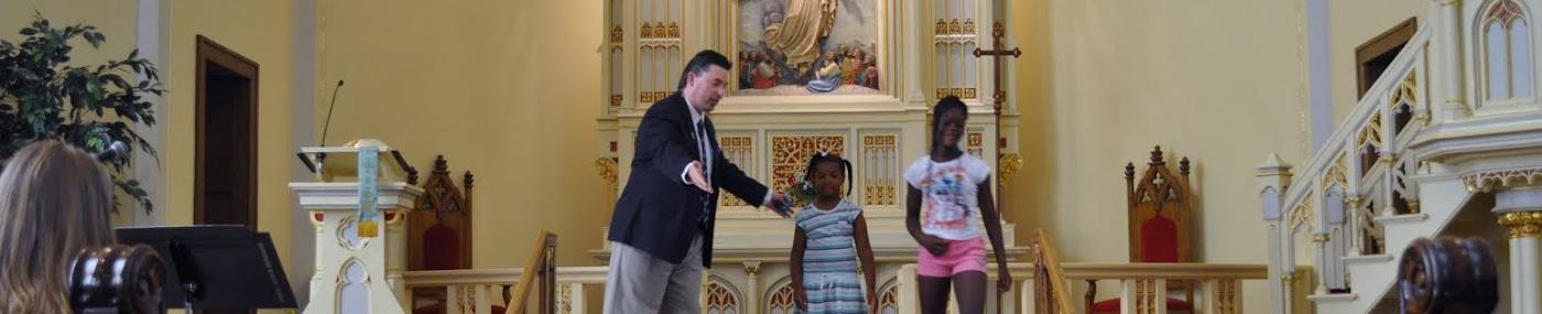 St. Marcus Gospel Worship of Hope
