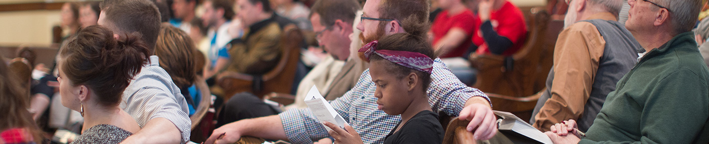 St Marcus Morning Worship Congregation